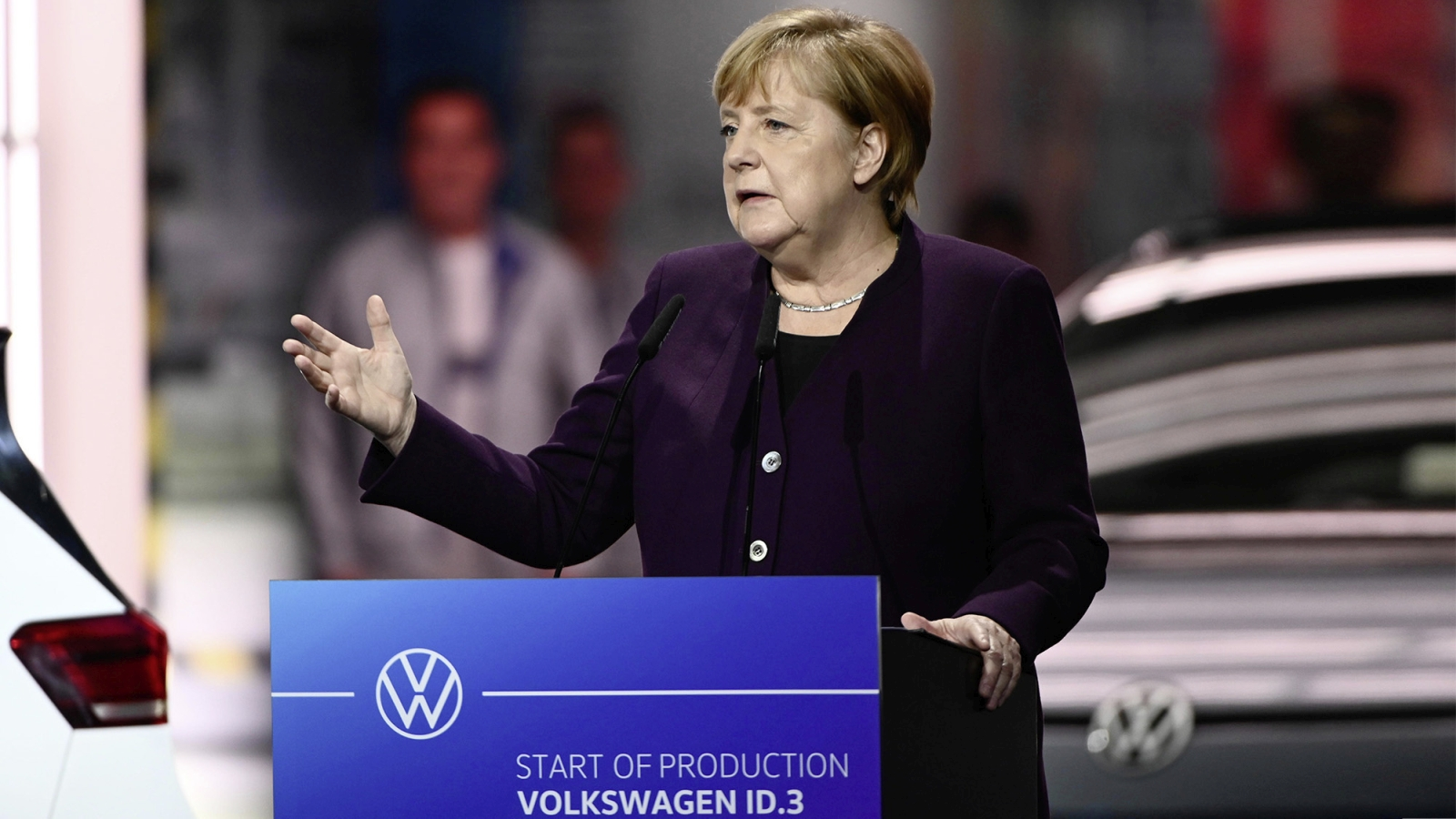 Elindult a VW ID.3 sorozatgyártása