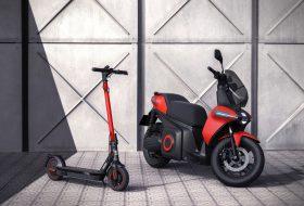 autómegosztó, e-robogó, elektromos, robogó, seat, városi mobilitás