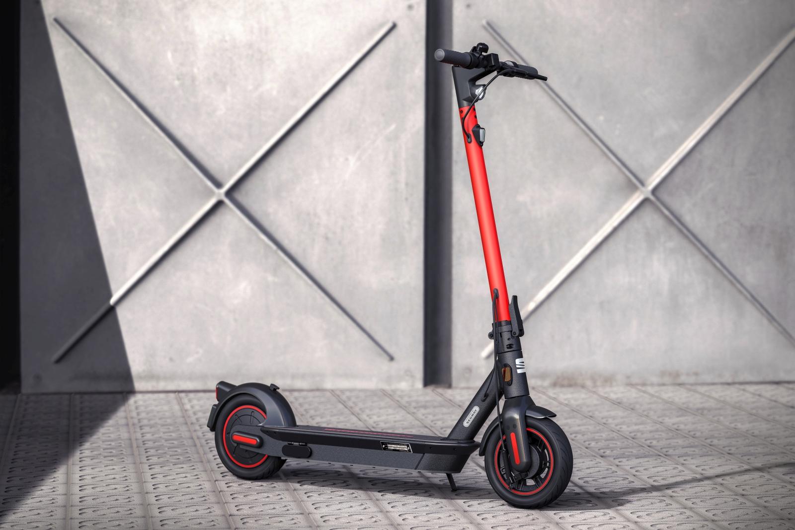 SEAT e-Scooter és e-Kickscooter