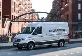 crafter, e-crafter, elektromos, furgon, volkswagen
