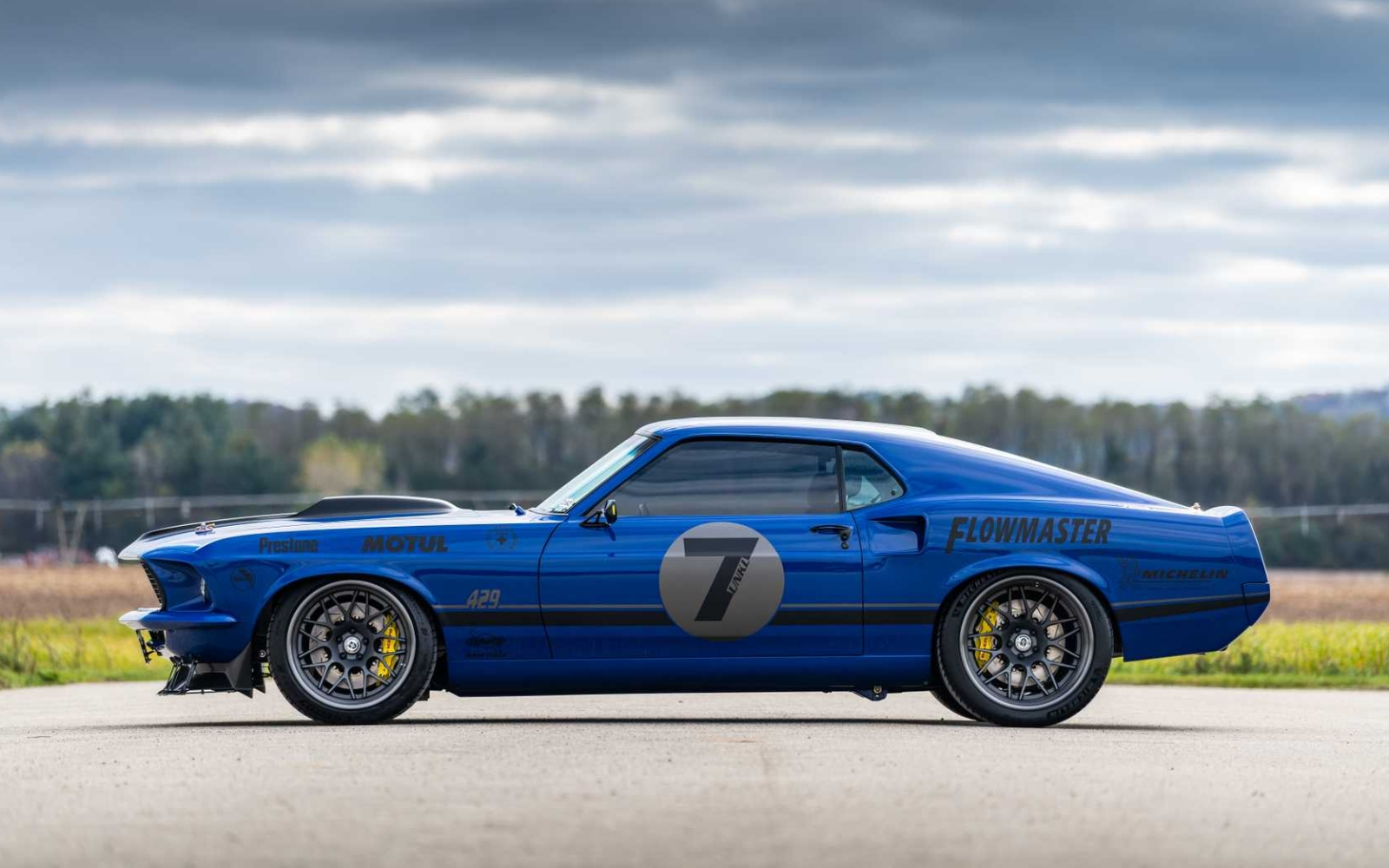 Ringbrothers 1969 Ford Mustang Mach 1