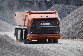 bánya, önvezető, scania, scania axl, tehergépkocsi