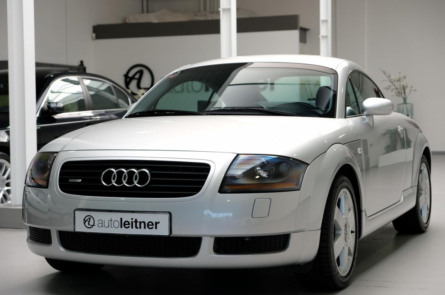 2000 Audi TT Coupe 1,8 T quattro