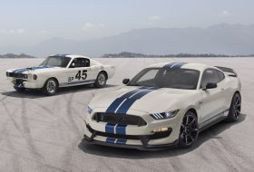 carroll shelby, ford, gt350, gt350r, heritage edition, ken miles, le mans, mustang, shelby