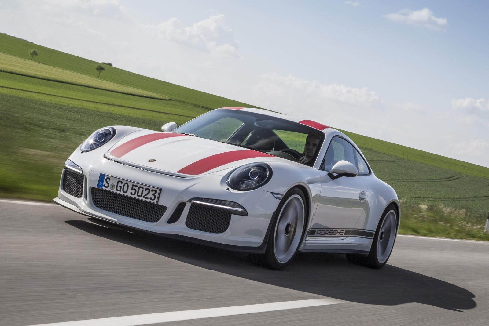 Az utolsó Porsche 911 a 991 nemzedékből