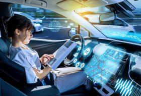 autóipar, autonóm, haszonjármű, mobilitás, önvezető, toyota