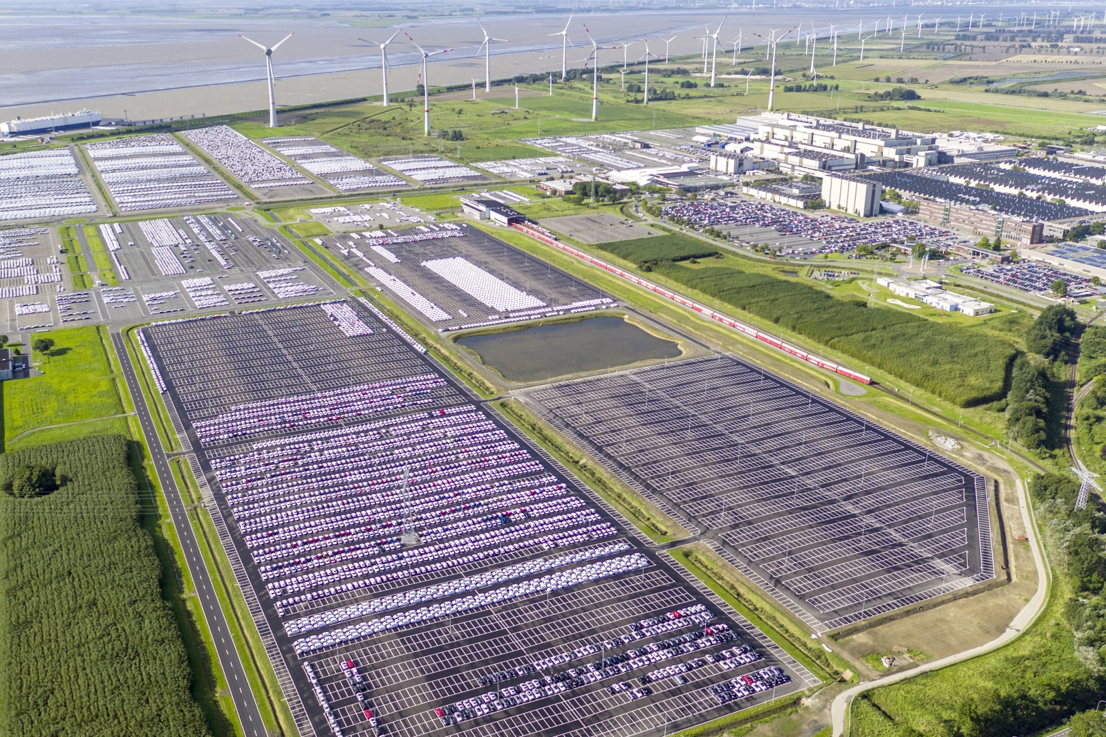 Volkswagen upping use of green electricity at its plants
