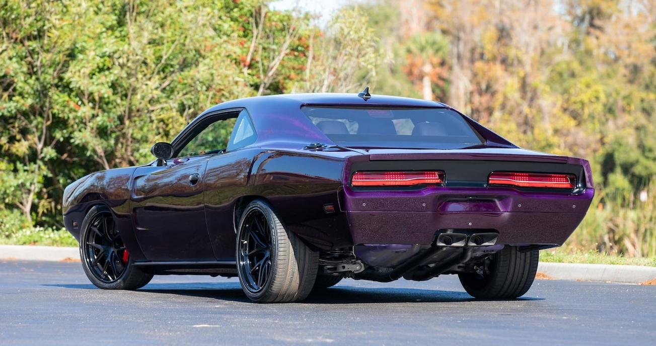 Dodge Charger restomod