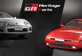 gazoo racing, gr heritage, supra, toyota, toyota supra