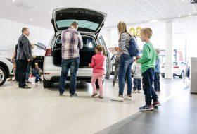 autóvásárlás, finanszírozás, lízing, nagycsaládos