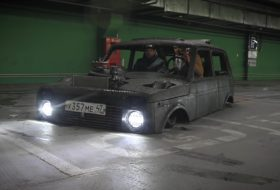 lada niva, lowrider, niva, orosz