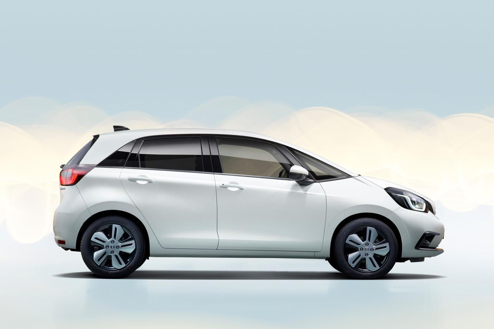 Új Honda Jazz hibrid