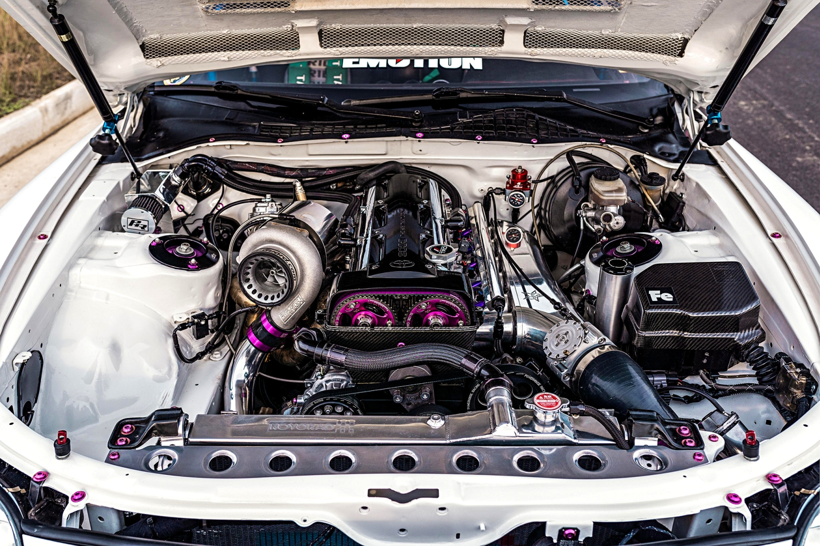 Brother's Garage Lexus SC