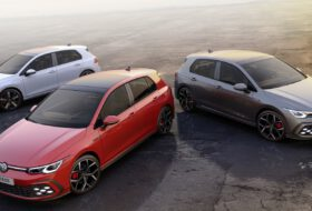 golf gtd, golf gte, golf gti, plug-in hibrid, új Golf, volkswagen