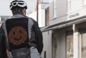 emoji, emoji dzseki, ford, kerékpáros