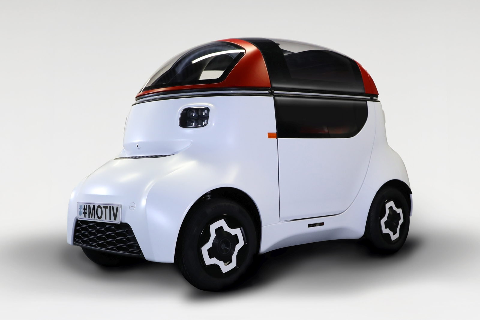 MOTIVE autonomous vehicle platform