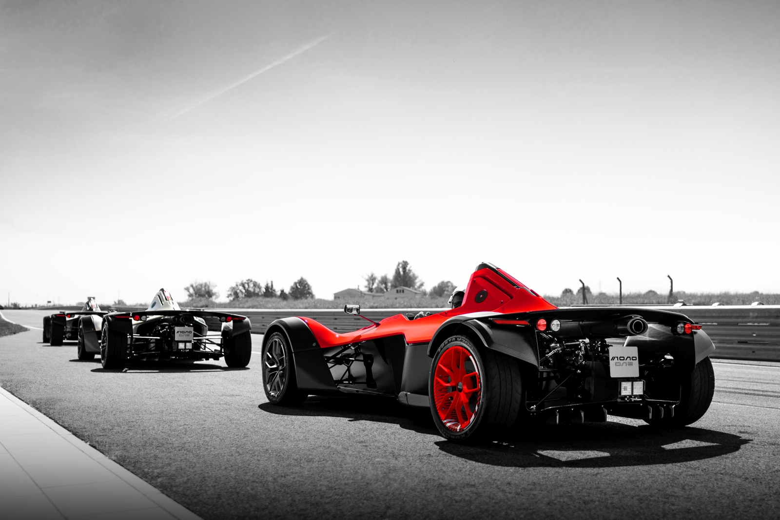 Mono One3_Neon Red