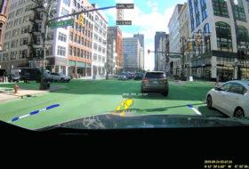 autonóm, közlekedés, navigáció, térkép, toyota