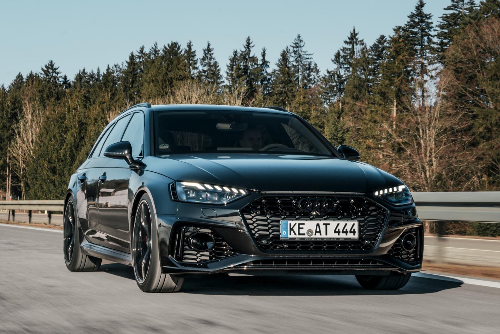 ABT Audi RS 4 Avant