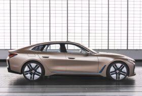 bmw, bmw i4, concept i4, elektromos, gran coupé, i4