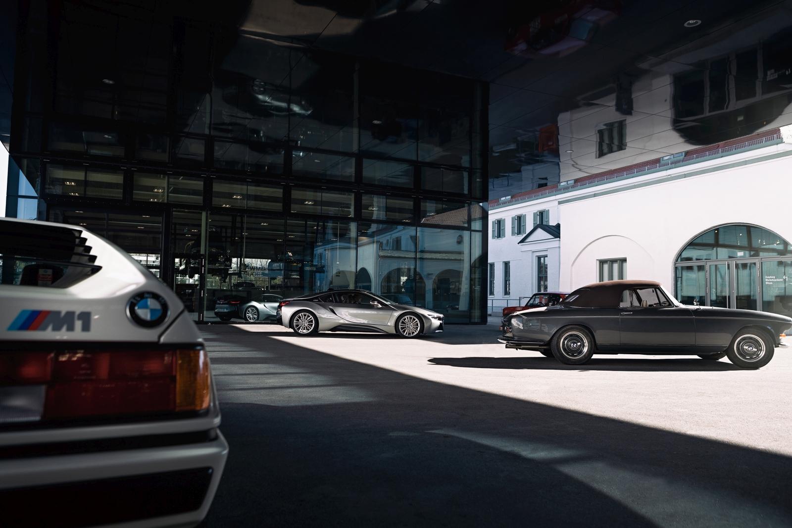 BMW i8 a Hírességek csarnokában