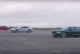 flying spur, panamera turbo, rs 7, turbo s e-hybrid