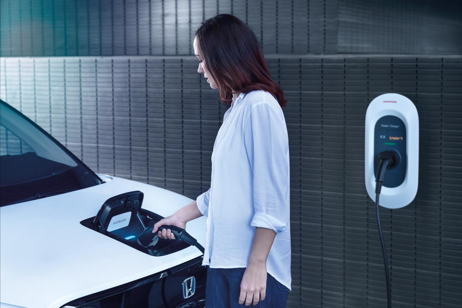 e:PROGRESS - Honda Power Charger