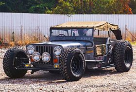 hot rod, jeep, land cruiser, lexus, ls400