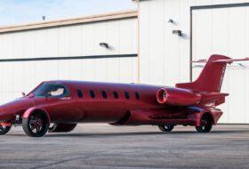 lear jet, learmousine, limuzin