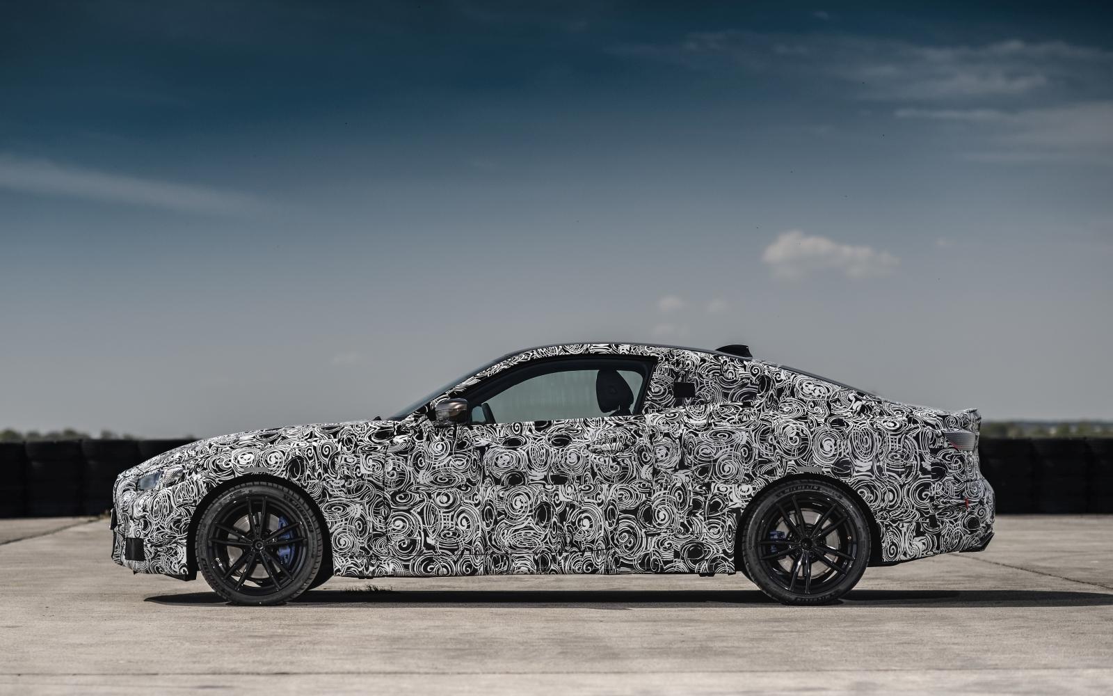 Új BMW 4-es kupé