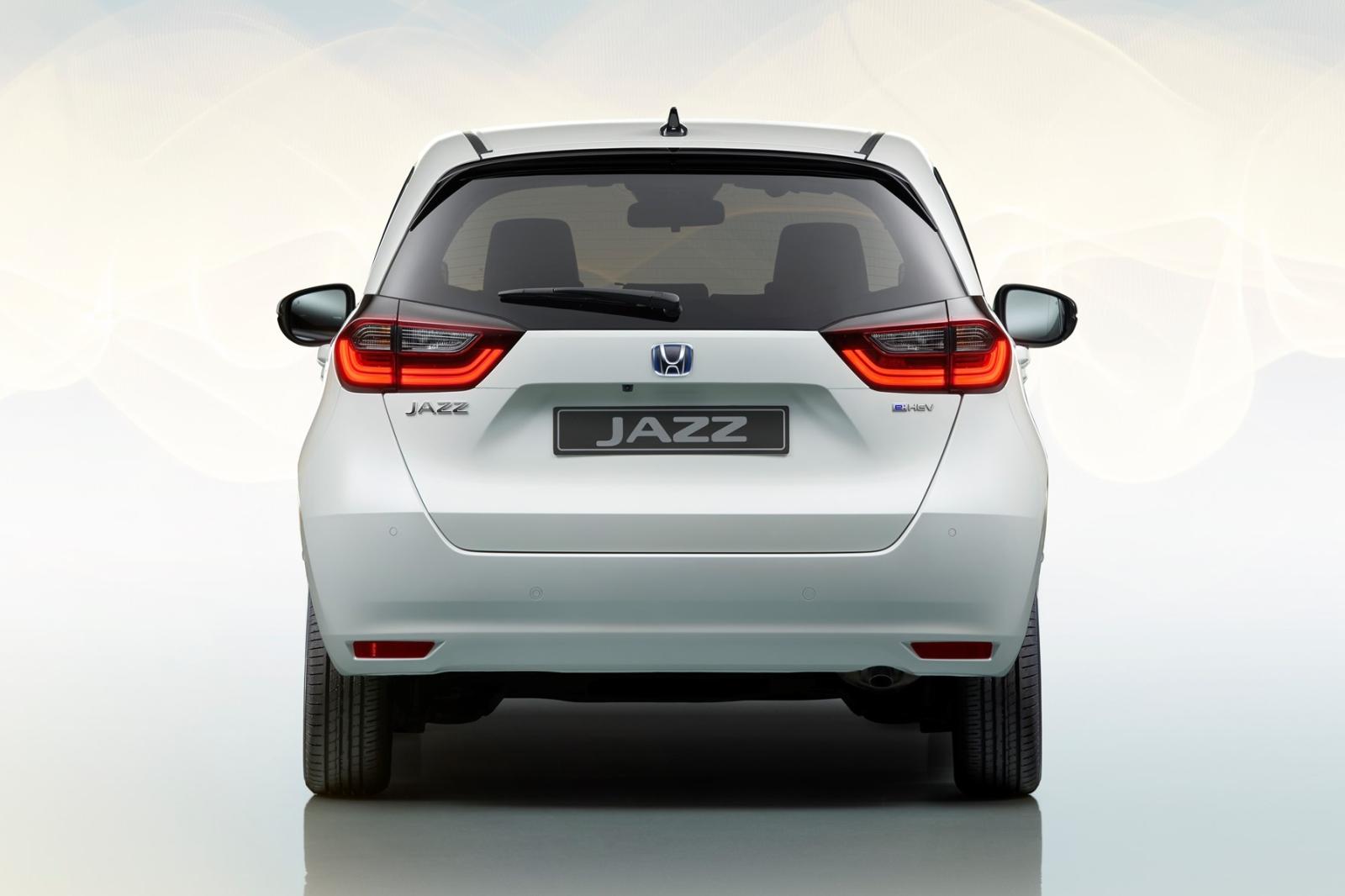 Honda Jazz és Jazz Crosstar