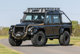 bowler, defender, james bond, land rover, spectre
