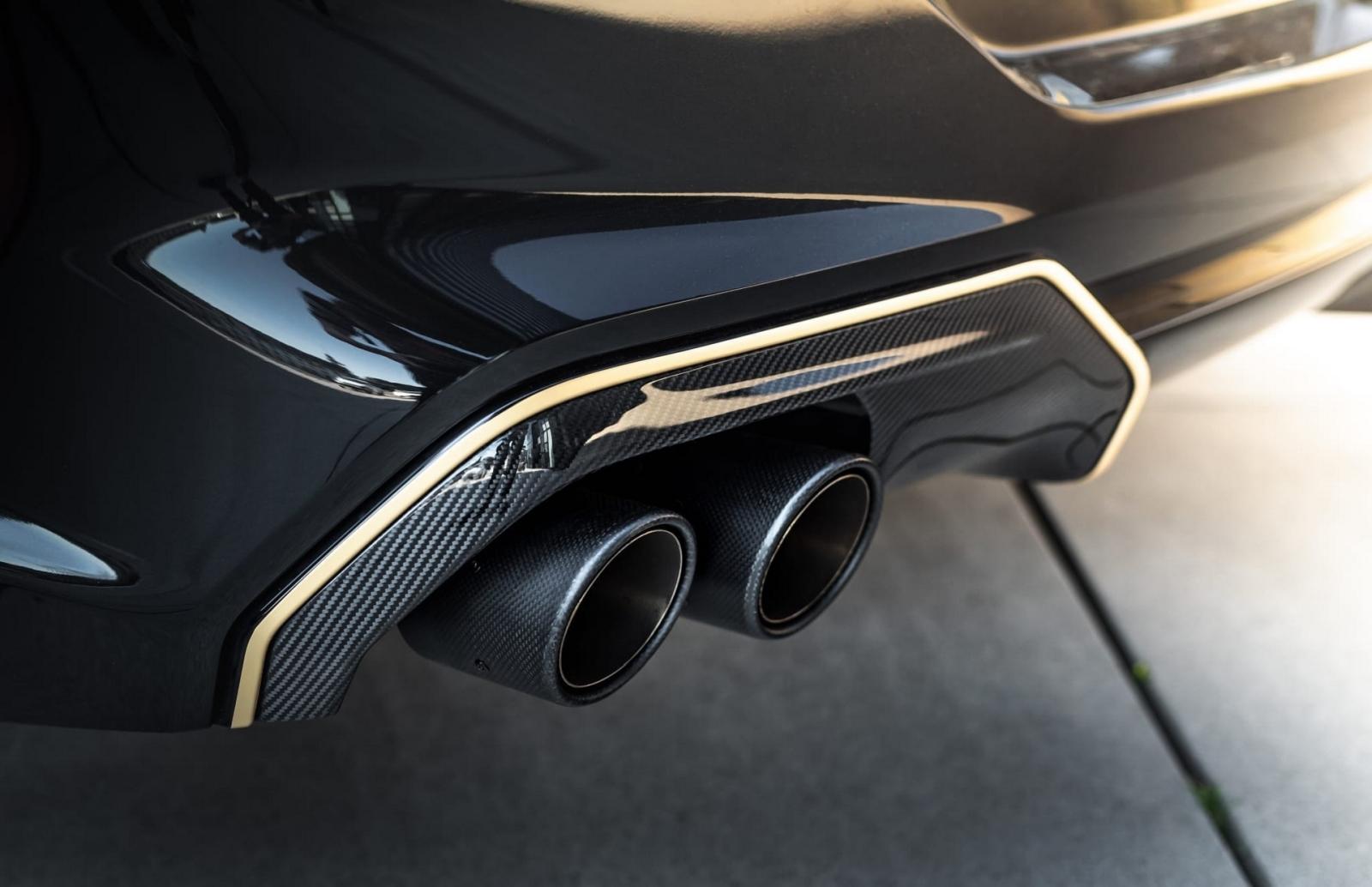 Manhart BMW M8 Competition