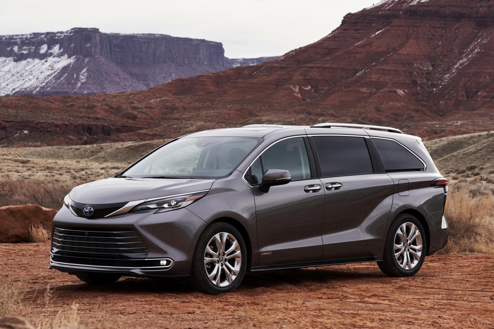 Toyota Sienna és Venza