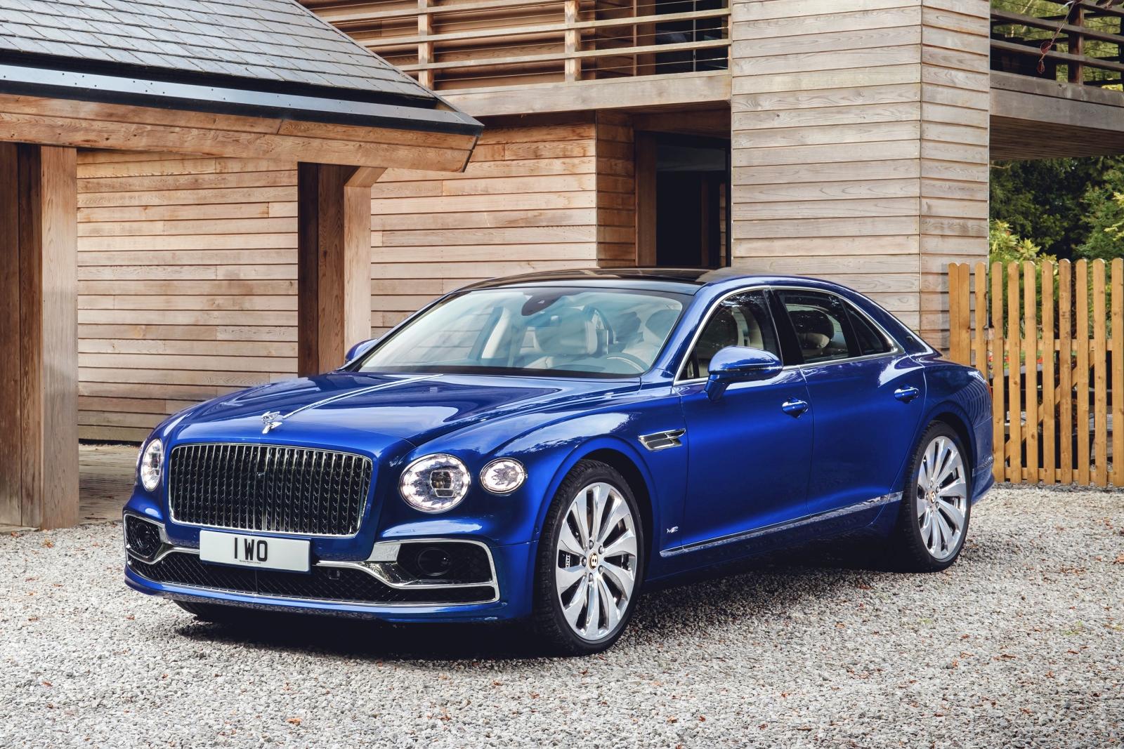Bentley szivárványok