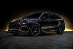 audi, manhart, rs q8