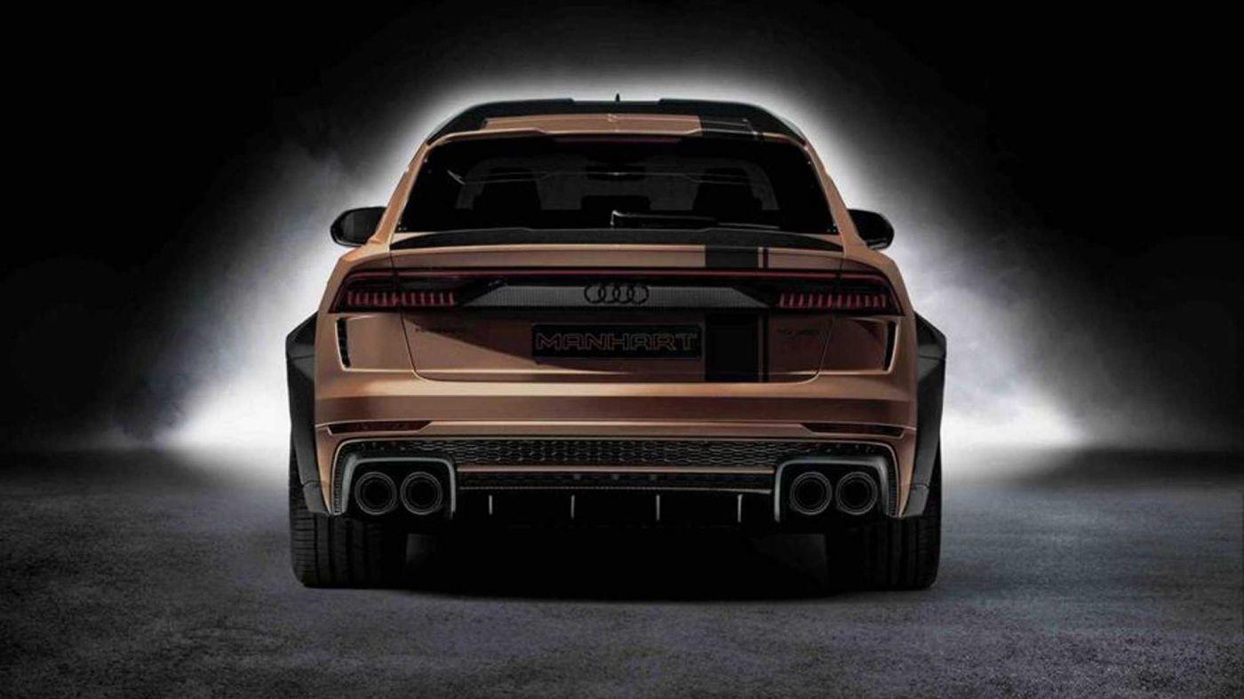 Manhart Audi RS Q8