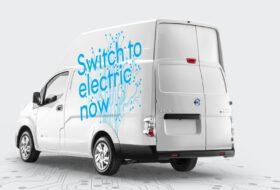 e-nv200, e-nv200 xl voltia, elektromos, kisáruszállító, leaf, nissan