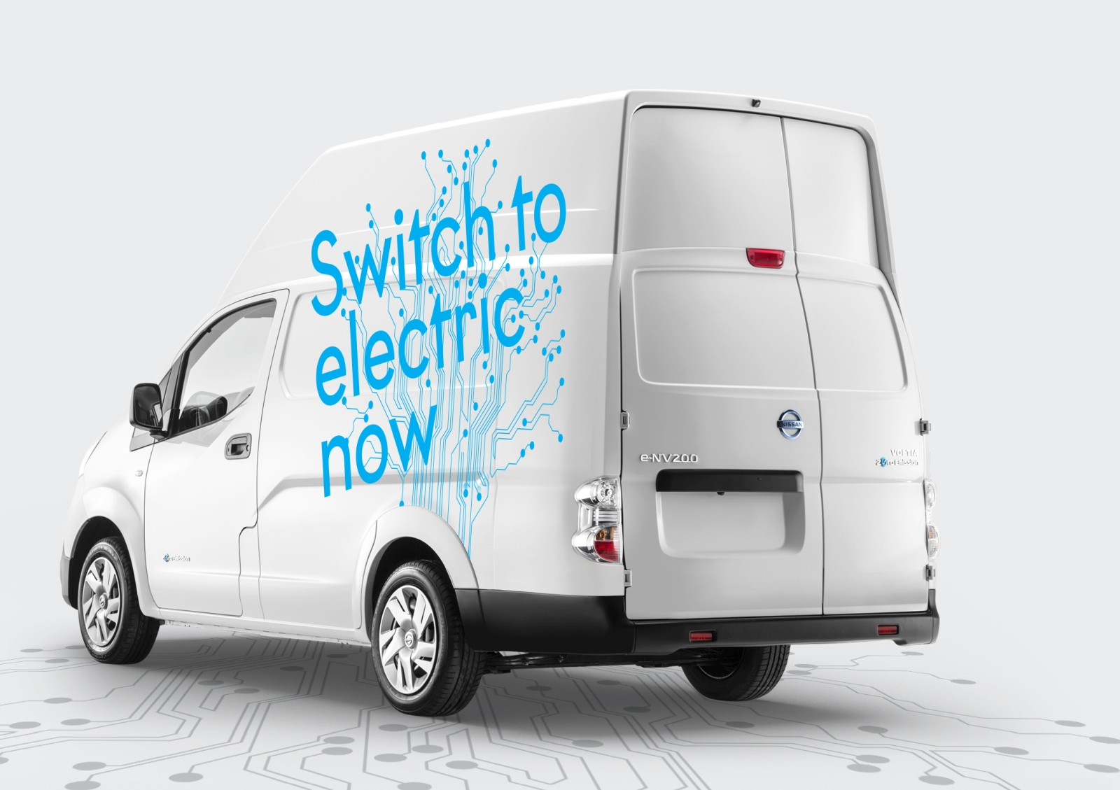 Nissan expands its electric e-NV200 line-up across Europe with t