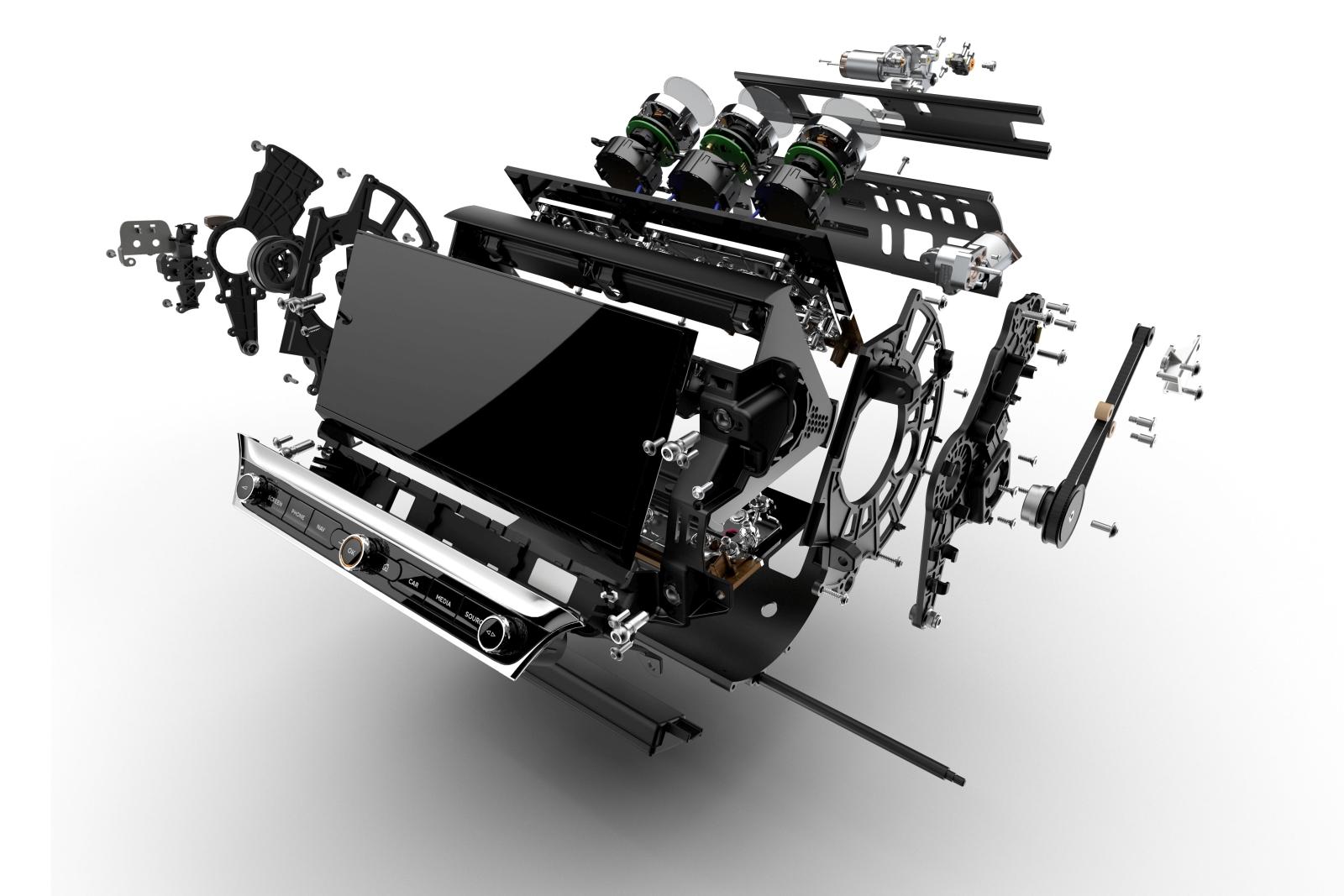 Bentley Rotating Display - 1