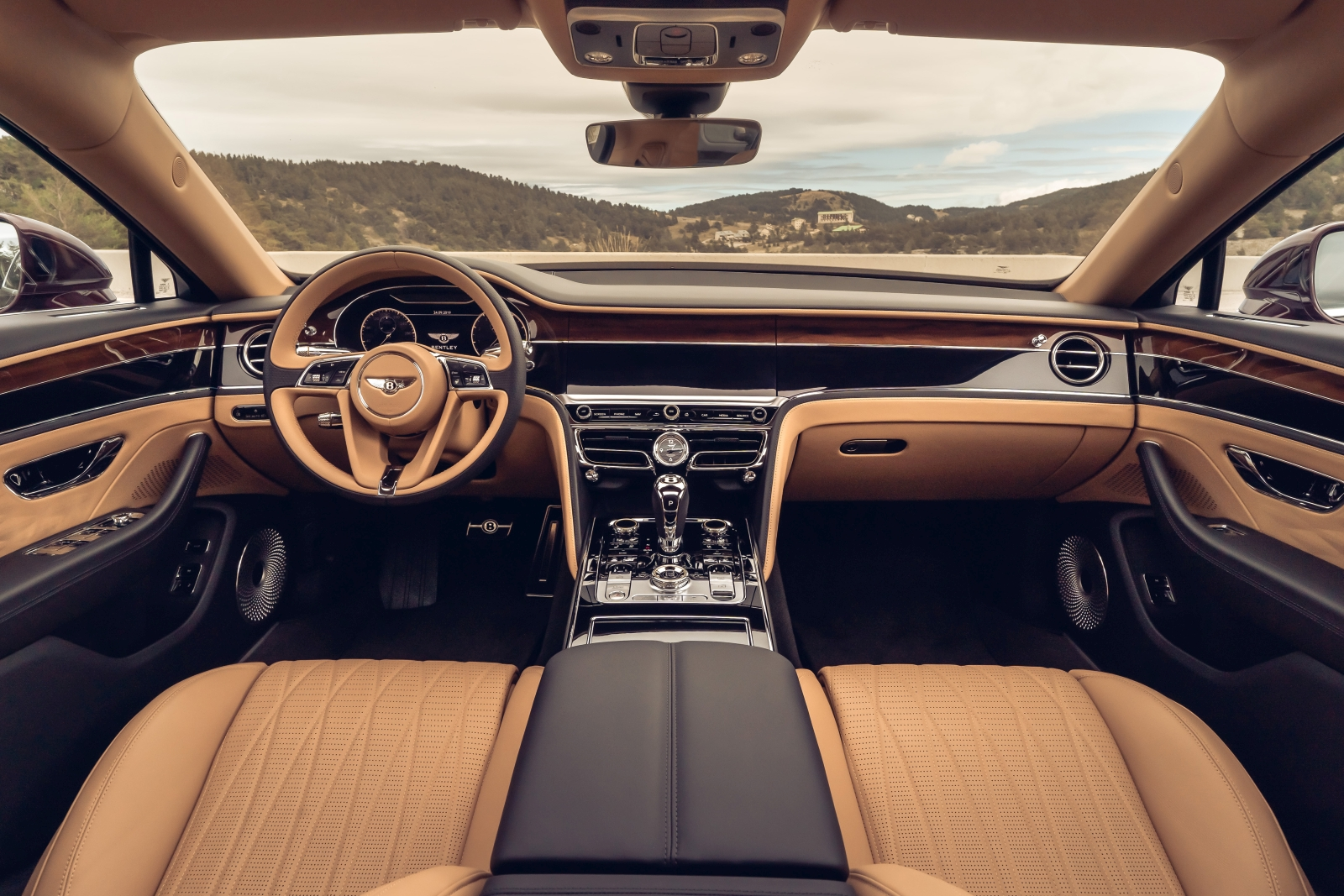 Bentley Rotating Display - 2