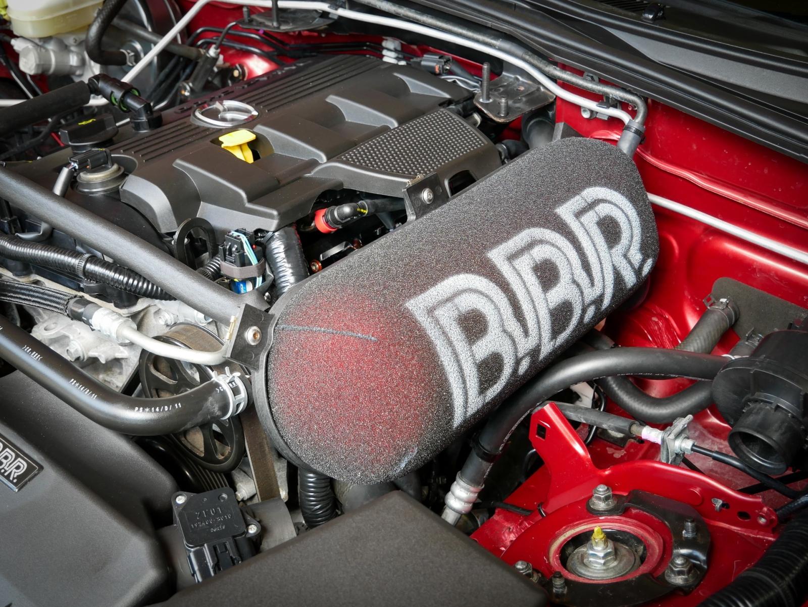 BBR Super 225 Mazda MX-5