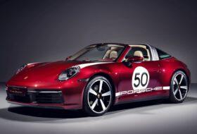 911 targa, heritage design edition, porsche, porsche 356, porsche 911, új 911