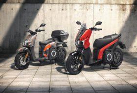 escooter, mobilitás, seat, seat mo