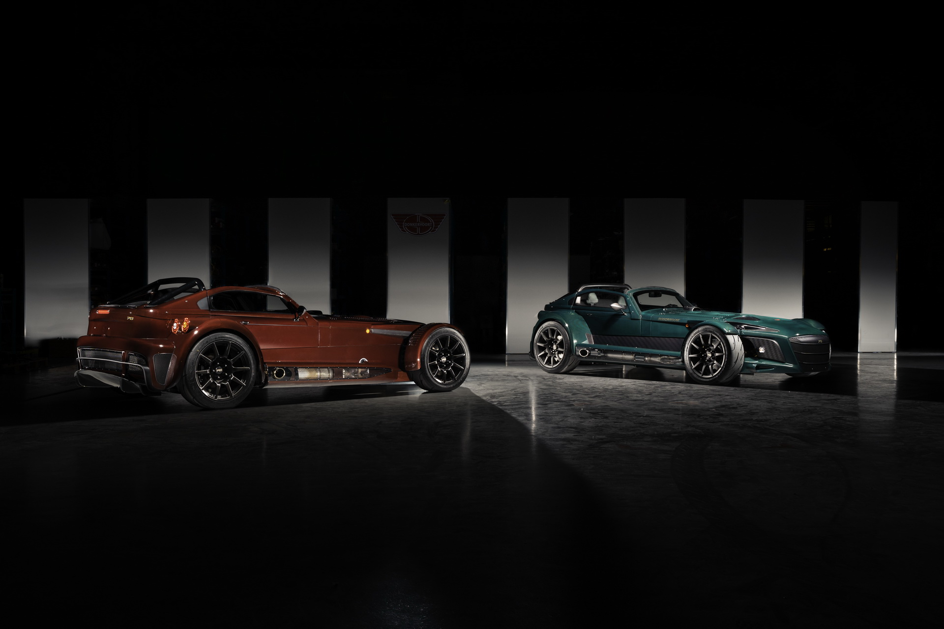 Donkervoort D8 GTO-JD70 BNCE – 2021