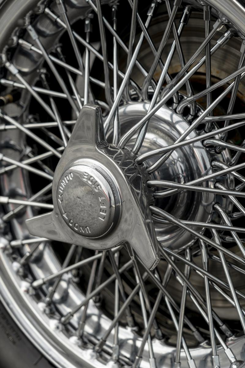 Aston Martin DB5 Goldfinger Continuation