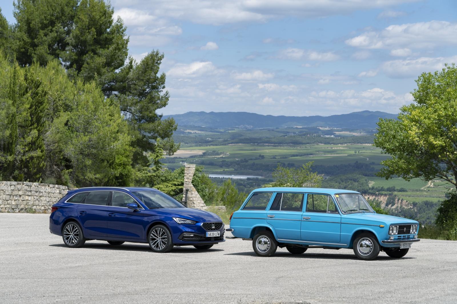 SEAT 1430 Estate és SEAT Leon Sportstourer