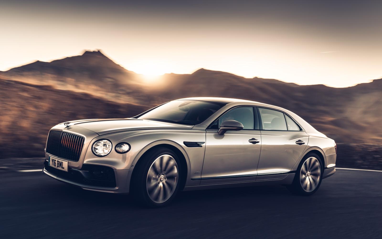 Bentley háromdimenziós fabetét