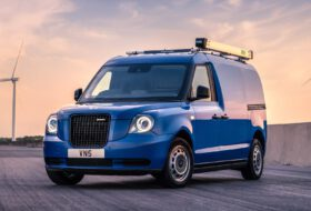 elektromos, furgon, levc, london taxi, villanyfurgon, vn5