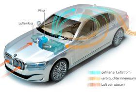 bmw, levegőszűrő, nanoszálas, rolls-royce, szűrőtechnológia